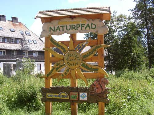Naturpfad Grafenhausen