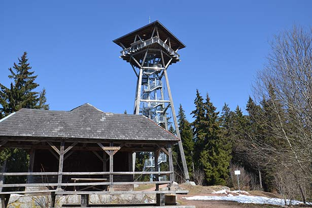 Der Riesenbühl Turm Schluchsee