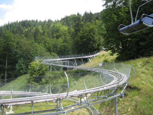 Sommerrodelbahn Schwarzwaldpark