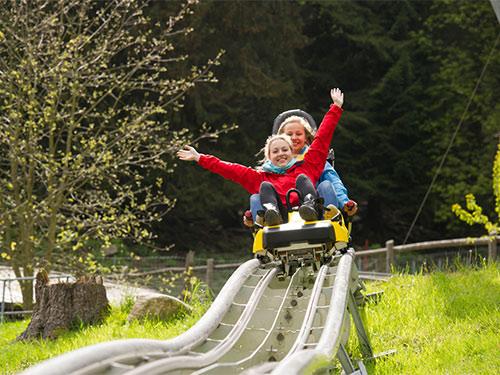 Sommerrodelbahn im Steinwasen-Park