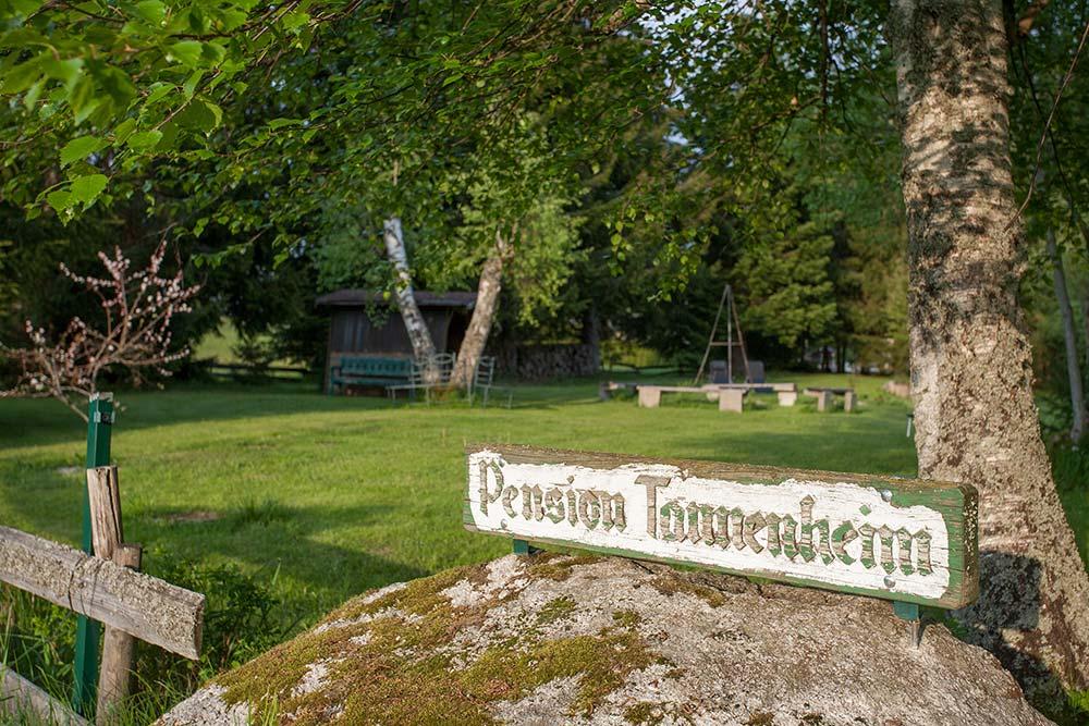 Bilder der Pension Tannenheim - Übernachten in Schluchsee