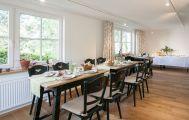 Frühstücksraum Pension Tannenheim