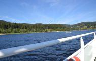 Bootsausflug auf dem Schluchsee