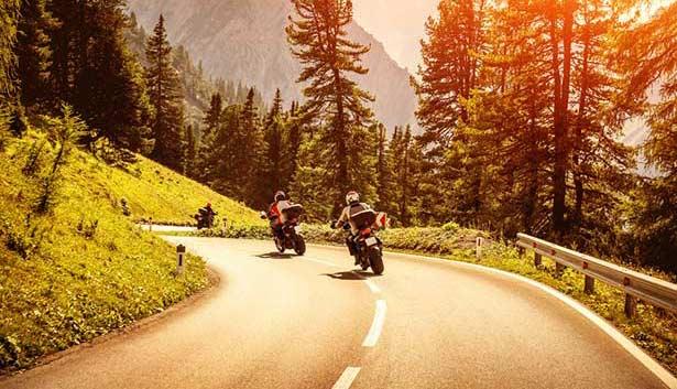 Motorradtouren im Schwarzwald